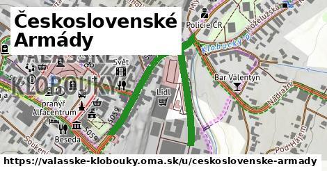 ilustrácia k Československé armády, Valašské Klobouky - 347m