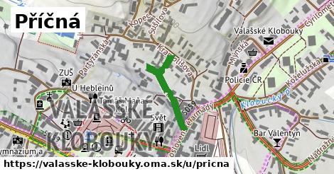 ilustrácia k Příčná, Valašské Klobouky - 218m