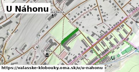 ilustrácia k U Náhonu, Valašské Klobouky - 118m