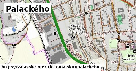 ilustrácia k Palackého, Valašské Meziříčí - 1,50km