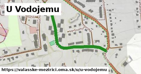 ilustrácia k U Vodojemu, Valašské Meziříčí - 460m