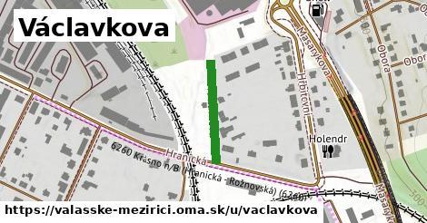 ilustrácia k Václavkova, Valašské Meziříčí - 177m