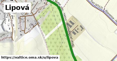 ilustrácia k Lipová, Valtice - 1,95km