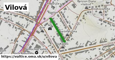 ilustrácia k Vilová, Valtice - 184m
