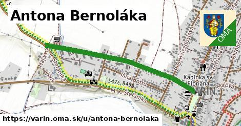 ilustrácia k Antona Bernoláka, Varín - 0,96km