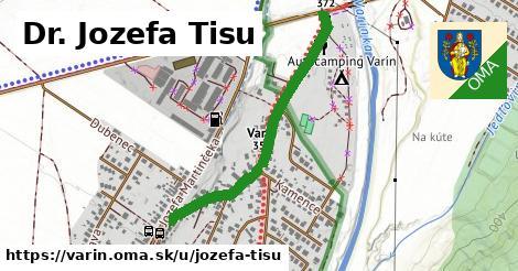 ilustrácia k Doktora Jozefa Tisu, Varín - 0,80km