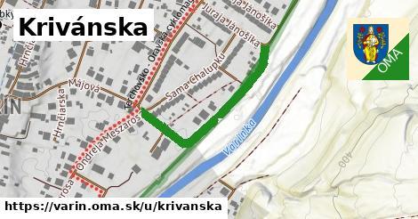 ilustrácia k Krivánska, Varín - 459m