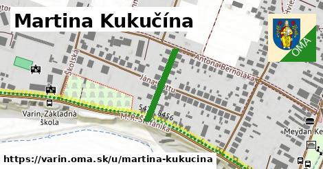 ilustrácia k Martina Kukučína, Varín - 174m