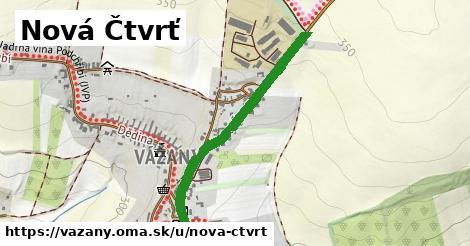 ilustrácia k Nová Čtvrť, Vážany - 1,13km