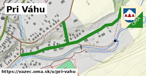 ilustrácia k Pri Váhu, Važec - 0,71km