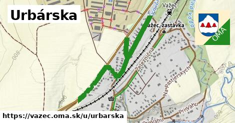 ilustrácia k Urbárska, Važec - 0,96km
