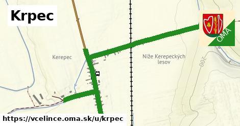 ilustrácia k Krpec, Včelince - 1,47km