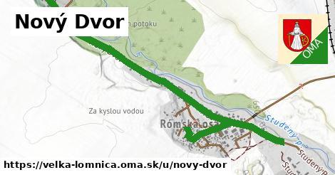 ilustračný obrázok k Nový dvor, Veľká Lomnica