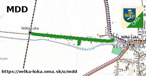 ilustrácia k MDD, Veľká Lúka - 0,93km