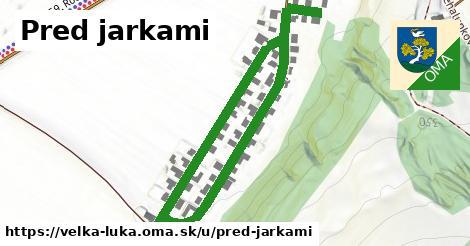 ilustrácia k Pred jarkami, Veľká Lúka - 0,75km