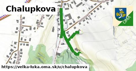 Chalupkova, Veľká Lúka