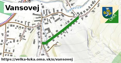 ilustrácia k Vansovej, Veľká Lúka - 280m