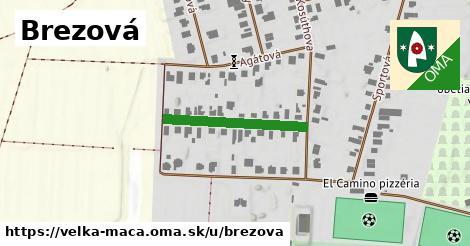 ilustrácia k Brezová, Veľká Mača - 231m