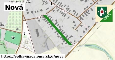 ilustrácia k Nová, Veľká Mača - 256m