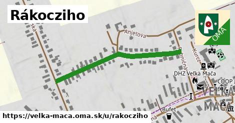 ilustrácia k Rákocziho, Veľká Mača - 420m