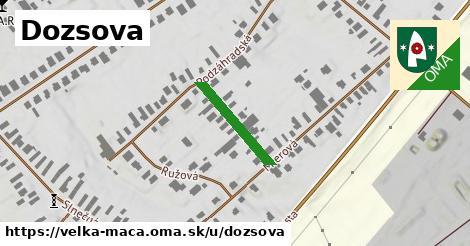 ilustrácia k Dozsova, Veľká Mača - 170m
