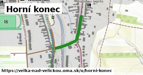 ilustrácia k Horní konec, Velká nad Veličkou - 252m