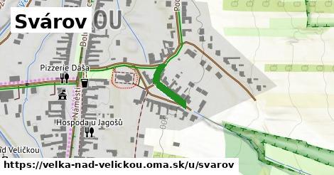 ilustrácia k Svárov, Velká nad Veličkou - 126m