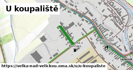 ilustrácia k U koupaliště, Velká nad Veličkou - 129m