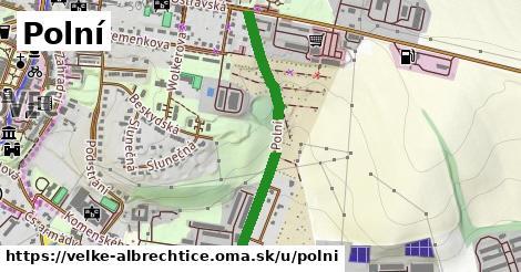 ilustrácia k Polní, Velké Albrechtice - 624m