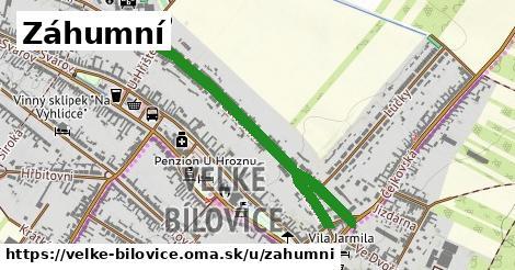 ilustrácia k Záhumní, Velké Bílovice - 1,05km