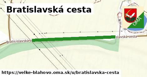 ilustrácia k Bratislavská cesta, Veľké Blahovo - 440m