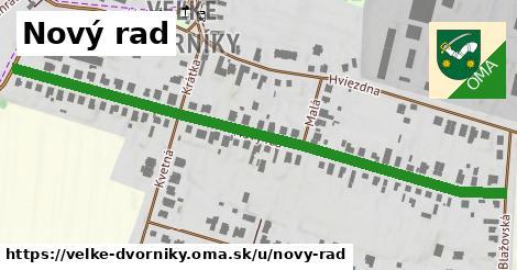 ilustrácia k Nový rad, Veľké Dvorníky - 0,74km