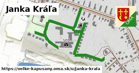 ilustrácia k Janka Kráľa, Veľké Kapušany - 0,79km