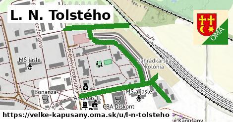 ilustrácia k L.N. Tolstého, Veľké Kapušany - 0,82km