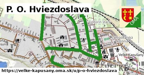 ilustrácia k P. O. Hviezdoslava, Veľké Kapušany - 2,5km