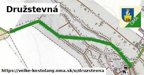 ilustrácia k Družstevná, Veľké Kostoľany - 1,15km