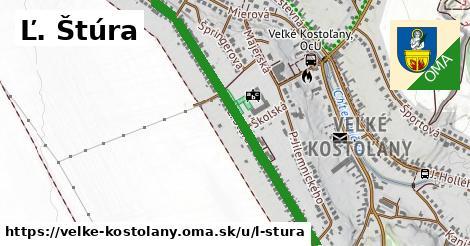 ilustrácia k Ľ. Štúra, Veľké Kostoľany - 1,46km