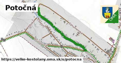 ilustrácia k Potočná, Veľké Kostoľany - 0,84km