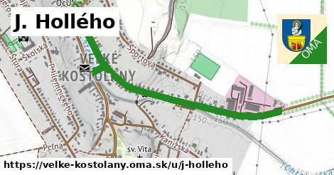 ilustrácia k J. Hollého, Veľké Kostoľany - 0,98km