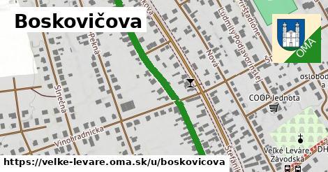 ilustrácia k Boskovičova, Veľké Leváre - 575m