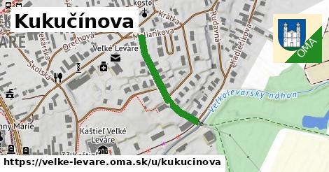 ilustrácia k Kukučínova, Veľké Leváre - 242m