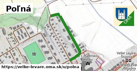 ilustračný obrázok k Poľná, Veľké Leváre