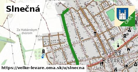 ilustrácia k Slnečná, Veľké Leváre - 669m