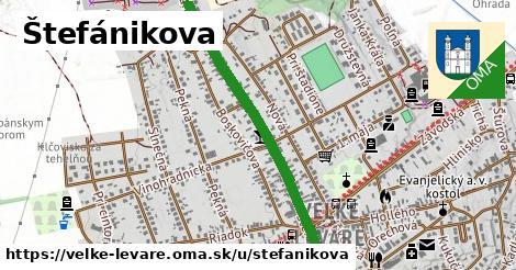 ilustrácia k Štefánikova, Veľké Leváre - 1,73km