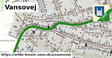 ilustrácia k Vansovej, Veľké Leváre - 0,83km