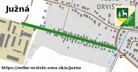 ilustrácia k Južná, Veľké Orvište - 530m