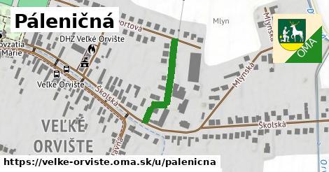 ilustrácia k Páleničná, Veľké Orvište - 227m