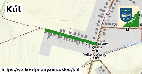 ilustrácia k Kút, Veľké Ripňany - 280m
