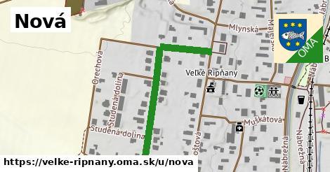 ilustrácia k Nová, Veľké Ripňany - 399m