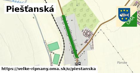 ilustrácia k Piešťanská, Veľké Ripňany - 482m